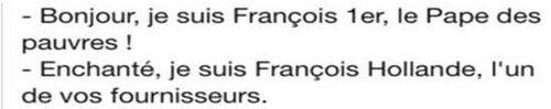 François la recontre des deux