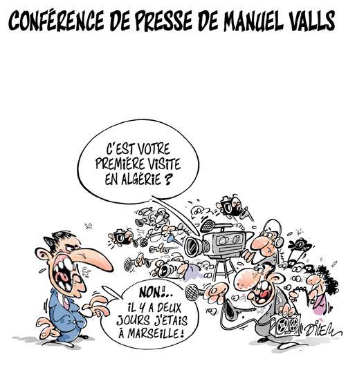 Manuel Valls se rend à Marseille