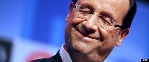 Hollande prix de la gentillesse en politique 2012
