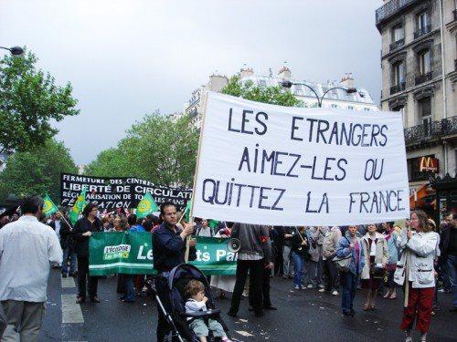 Les étrangers, aimez-les ou quittez la France