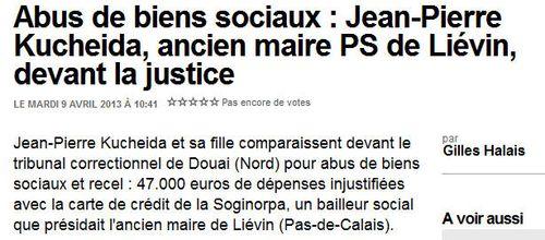 Kucheida devant la justice-09.10.2013