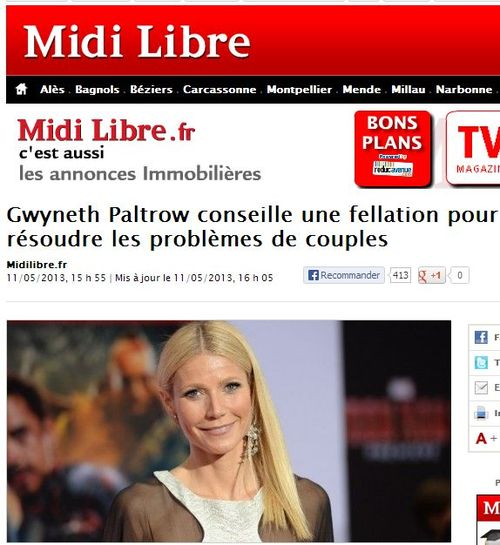 Midi Libre - fellation