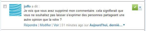 Joffo commentaire