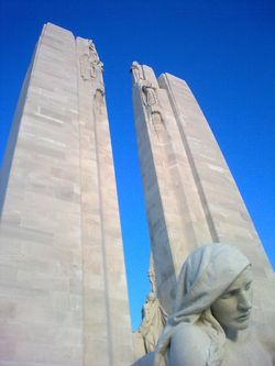 VIMY-Monument canadien
