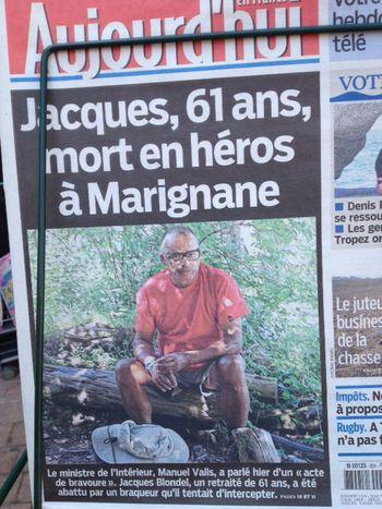 Jacques Blondel-le brave de Marignane-août 2013