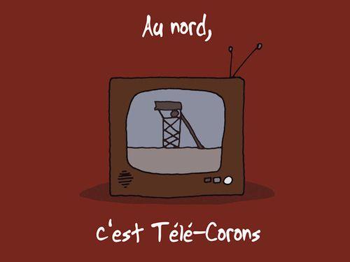 27-Télé corons
