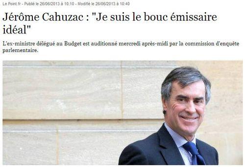 Cahuzac Bouc Bel Air