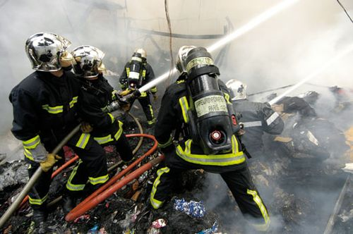Pompiers-redressement productif