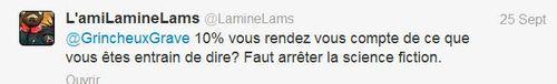 Tweet-L'amilaminelams