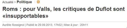 Valls-Duflot insupportable-29.09.2013