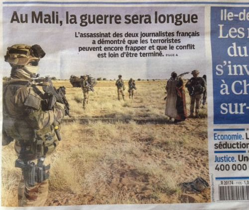 Mali-Le Parisien-05.11.2013