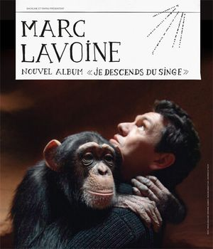 Je-descends-du-singe-marc-lavoine