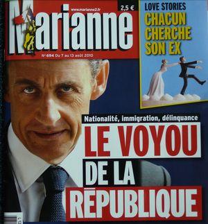 Marianne-Le voyou de la république