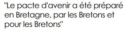 Pacte d'avenir breton