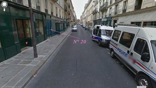 20 rue du Cirque