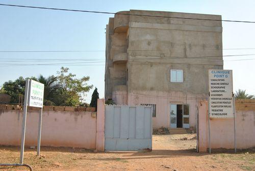 Clinique du Point G Ouagadougou-1