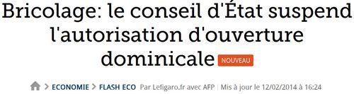 Bricolage-Conseil d'Etat-12.02.2014