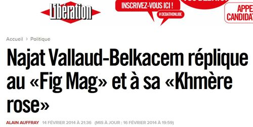 Belkacem Khmère rose-Libération