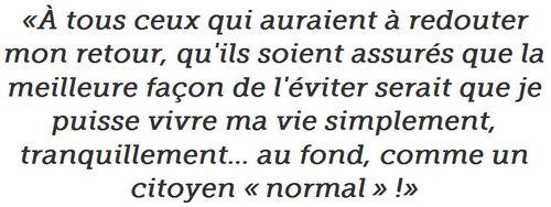 Sarkozy-A tous ceux qui auraient à redouter