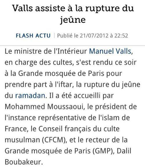 Valls à la Grande Mosquée-21.07.2012
