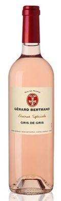 Vin rosé gris de gris Gérard Bertrand