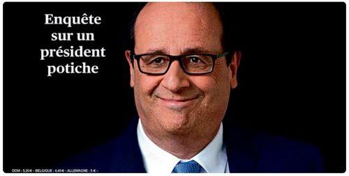 Hollande président potiche-Valeurs actuelles-24.07.2014