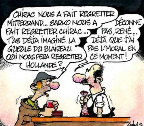 Le futur président qui nous fera regretter Hollande