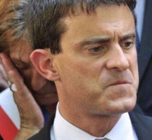 Valls-des mots des sourcils une machoire