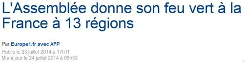 Europe1-Titre France 13 régions