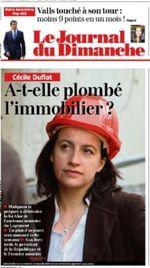 Duflot-a-t-elle plombé l'immobilier - JDD - 24.09.2014