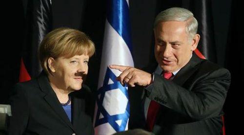 Merkel_netanyahu