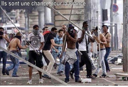 Paris-Emeutes du 19.07.2014-1