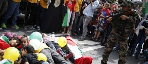 Kalachnikov-Manif pro-Palestine-Paris-09.08.2014