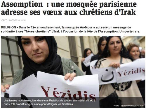 Assomption 2014-mosquée An-Nour Paris
