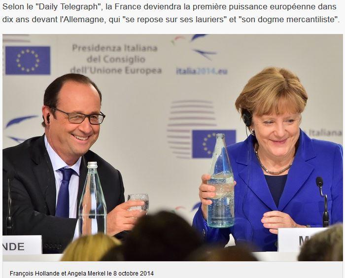 France 1ère puissance européenne en 2024 photo