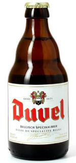 Bière DUVEL bouteille