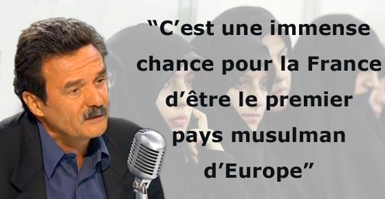 Edwy Plenel chez Bourdin à propos de l'islam