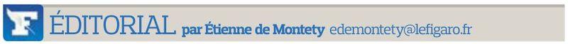 Le Figaro - Etienne de Montety