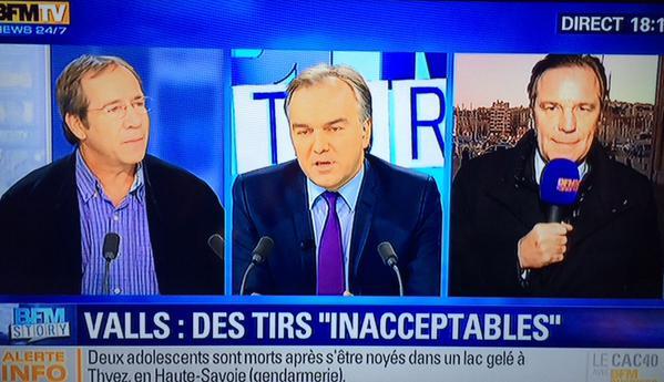 BFMTV-Marseille-Valls-Des tirs inacceptables-09.02.2015