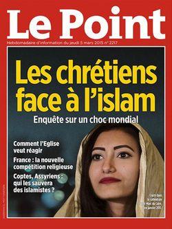 Le Point - couv du 5 mars 2015