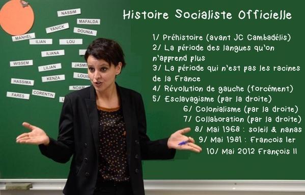 Histoire de France socialiste