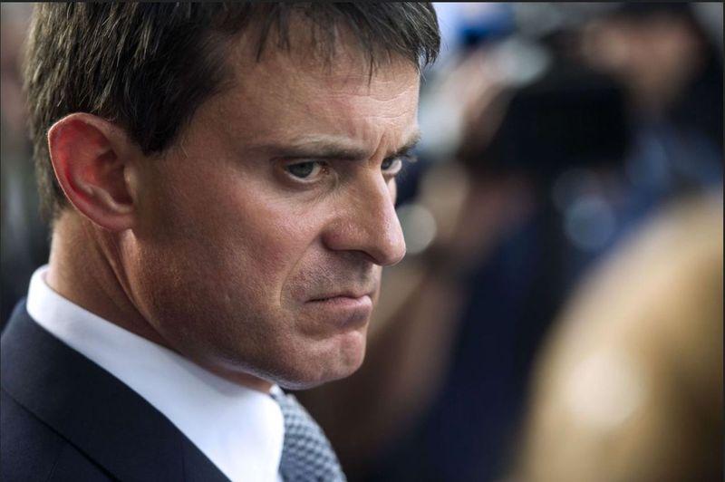 Manuel Valls - portrait