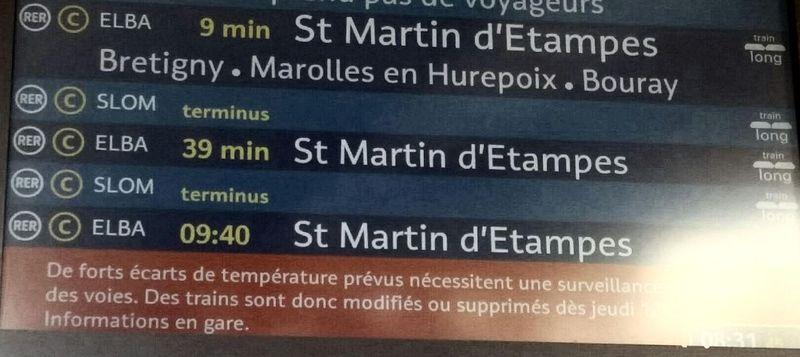 SNCF-écarts de température 11.06.2015