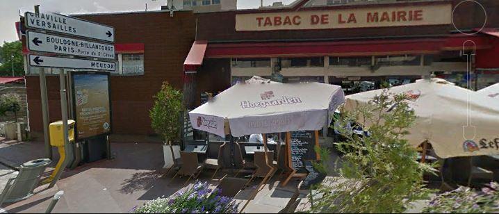 Sèvres-Tabac de la Mairie