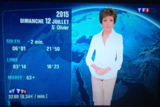 TF1 St Olivier juin 2015