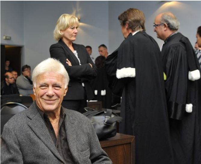 Bedos et Morano au tribunal-sept 2015