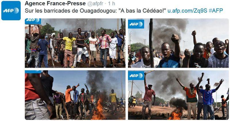 Ouagadougou-sur les barricades-21.09.2015