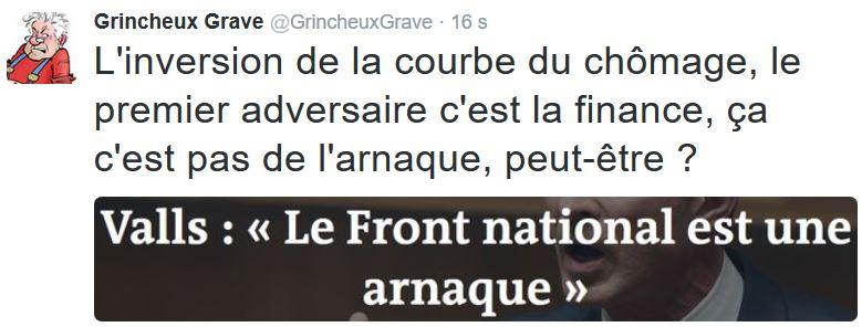 TWEET GG-Valls le FN est une arnaque-09.12.2015