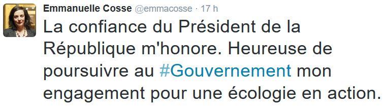 TWEET-Emmanuelle Cosse-11.02.2016