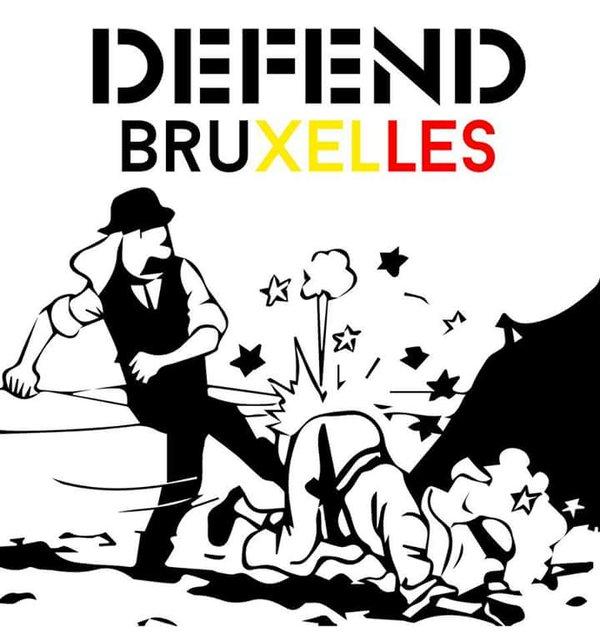 Defend Bruxelles